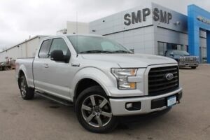 2015 Ford F-150 XLT - Remote Start, Reverse Camera, Bluetooth