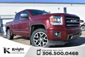 2014 Gmc Sierra 1500 SLT - Navigation - Sunroof - Remote Start