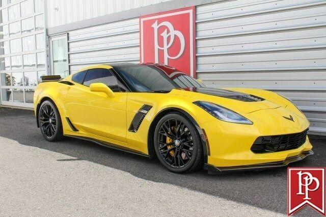 Image 7 Voiture Américaine d'occasion Chevrolet Corvette 2017