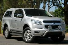 2013 Holden Colorado RG MY13 LTZ Space Cab Nitrate 6 Speed Sports Automatic Utility West Gosford Gosford Area Preview