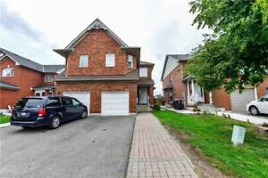 Well-Maintained 3 Bed/3 Bath Semi-Detached Home