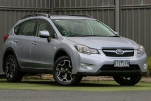 2015 Subaru XV G4X MY15 2.0i Lineartronic AWD Silver 6 Speed Constant Variable Wagon