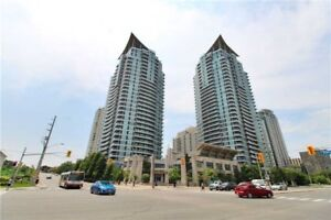 Daniels Condo In The Heart Of Mississauga. Great Location!