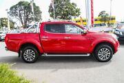 2018 Nissan Navara D23 S3 ST-X Burning Red 7 Speed Sports Automatic Utility Cannington Canning Area Preview