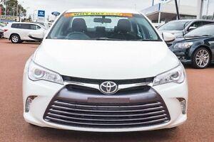 2015 Toyota Camry ASV50R Altise White 6 Speed Sports Automatic Sedan Wangara Wanneroo Area Preview