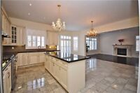 Gorgeous Credit Mills Mississauga Home for Lease