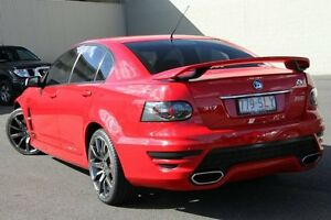 2012 Holden Special Vehicles Clubsport E Series 3 MY12 R8 Red Hot 6 Speed Manual Sedan Wilston Brisbane North West Preview
