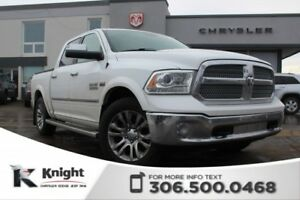 2015 Ram 1500 Laramie Limited - Remote Start - Heated/Cooled Lea