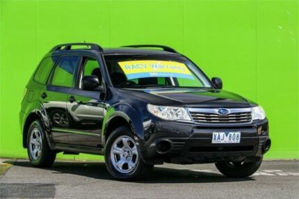 2009 Subaru Forester S3 MY09 X AWD Grey 4 Speed Sports Automatic Wagon Ringwood East Maroondah Area Preview