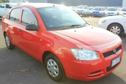 2009 Proton S16  Red Manual Sedan Moonah Glenorchy Area Preview