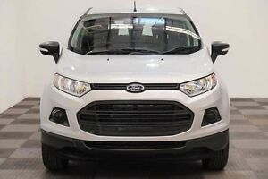 2015 Ford Ecosport BK Ambiente PwrShift Silver 6 Speed Sports Automatic Dual Clutch Wagon Edgewater Joondalup Area Preview