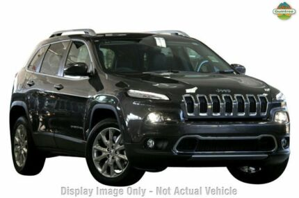 2014 Jeep Cherokee KL MY15 Limited Granite 9 Speed Sports Automatic Wagon Mosman Mosman Area Preview