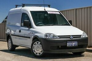 2011 Holden Combo XC MY11 White 5 Speed Manual Van Pearsall Wanneroo Area Preview