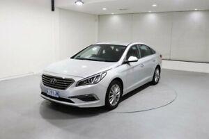 2015 Hyundai Sonata LF Active Silver 6 Speed Sports Automatic Sedan Invermay Launceston Area Preview