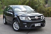 2015 Fiat Freemont JF MY15 Base Black 6 Speed Automatic Wagon St Marys Mitcham Area Preview