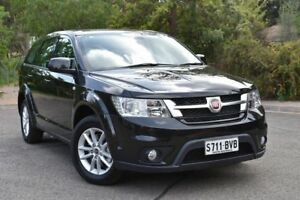 2015 Fiat Freemont JF MY15 Base Black 6 Speed Automatic Wagon St Marys Mitcham Area Preview