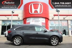 2016 Acura MDX Elite Pkg - AFFORDABLE STYLE AND LUXURY -