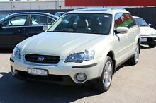 2004 Subaru Outback B4A MY04 R AWD Premium Pack Silver 5 Speed Sports Automatic Wagon Heatherton Kingston Area Preview