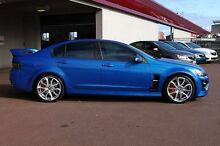 2008 Holden Special Vehicles GTS E Series MY09 Blue 6 Speed Sports Automatic Sedan Northbridge Perth City Preview