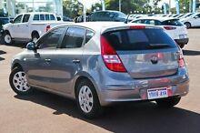 2012 Hyundai i30  Grey Manual Hatchback East Rockingham Rockingham Area Preview