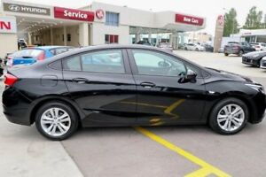 2017 Holden Astra BL MY17 LS Black 6 Speed Sports Automatic Sedan