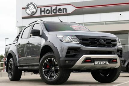 2018 Holden Special Vehicles Colorado RG MY18 SportsCat+ Pickup Crew Cab Grey 6 Speed Liverpool Liverpool Area Preview
