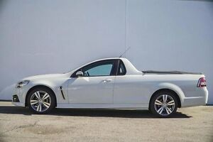 2013 Holden Ute VF MY14 SV6 Ute White 6 Speed Manual Utility Bellevue Swan Area Preview