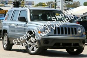 2014 Jeep Patriot MK MY15 Sport CVT Auto Stick 4x2 White 6 Speed Constant Variable Wagon South Melbourne Port Phillip Preview