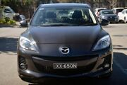 2013 Mazda 3 BL10L2 MY13 SP25 Activematic Black 5 Speed Sports Automatic Sedan Rosewater Port Adelaide Area Preview