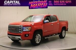 2016 Gmc Canyon 4WD SLT Crew Cab *Leather*