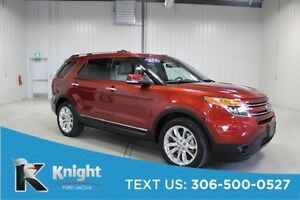 2014 Ford Explorer Limited Navigation, Moon Roof
