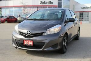 2014 Toyota Yaris LE w/ Bluetooth & no accidents