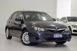 2010 Subaru Impreza G3 MY11 R AWD Grey 4 Speed Sports Automatic Hatchback Myaree Melville Area Preview