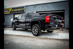 GMC Dual Flowmaster or Magnaflow Exhaust Systems