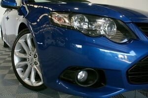 2012 Ford Falcon FG MK2 XR6 Blue 6 Speed Auto Seq Sportshift Utility Coopers Plains Brisbane South West Preview
