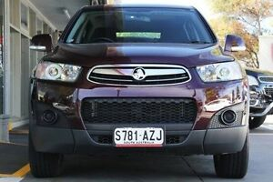 2013 Holden Captiva CG MY13 7 SX Maroon 6 Speed Sports Automatic Wagon Somerton Park Holdfast Bay Preview
