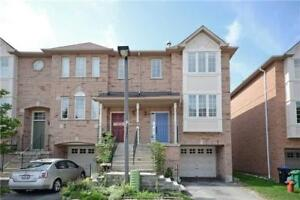 3 Bedroom,3 Bath In Unbeatable Location,Centre Of Mississauga,