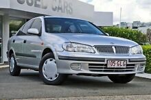 2001 Nissan Pulsar N16 ST Silver 4 Speed Automatic Sedan Taringa Brisbane South West Preview