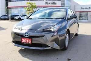 2016 Toyota Prius No Accidents, Bluetooth & Toyota Certified