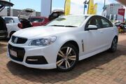 2014 Holden Commodore VF MY14 SV6 White 6 Speed Manual Sedan Parramatta Park Cairns City Preview