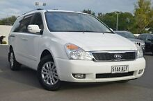 2010 Kia Grand Carnival VQ MY11 SI White 6 Speed Sports Automatic Wagon Nailsworth Prospect Area Preview
