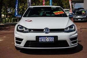 2015 Volkswagen Golf VII MY15 R DSG 4MOTION White 6 Speed Sports Automatic Dual Clutch Hatchback Cannington Canning Area Preview