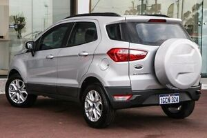 2016 Ford Ecosport BK Trend PwrShift Silver 6 Speed Sports Automatic Dual Clutch Wagon Maddington Gosnells Area Preview