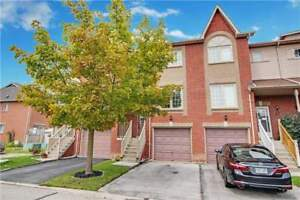 Pickering 3 Bdrm Condo Townhouse + Fin W/O Bsmnt