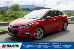 2018 Chevrolet Cruze Premier, RS Package, Leather