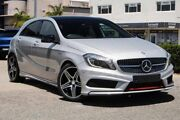 2014 Mercedes-Benz A250 W176 Sport D-CT Silver 7 Speed Sports Automatic Dual Clutch Hatchback Nedlands Nedlands Area Preview