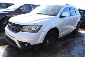 2018 Dodge Journey Crossroad - AWD, Leather, Sunroof, Nav, Dvd,