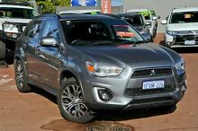 2015 Mitsubishi ASX XB MY15 LS 2WD Grey 6 Speed Constant Variable Wagon Cannington Canning Area Preview