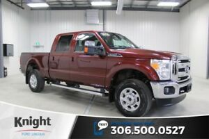 2016 Ford Super Duty F-350 SRW Lariat Navigation, Leather
