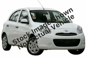 2012 Nissan Micra K13 ST-L White 4 Speed Automatic Hatchback Glenelg Holdfast Bay Preview